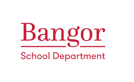 bangor school department logo