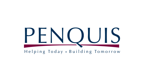 penquis helping today building tomorrow logo